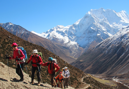 Fact of Manaslu Circuit Trek